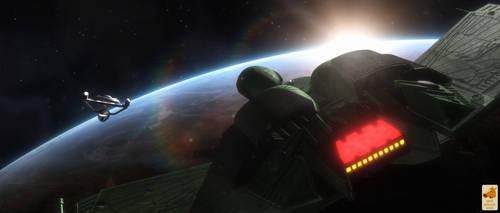 Commander Kruge wants prisoners by thefirstfleet