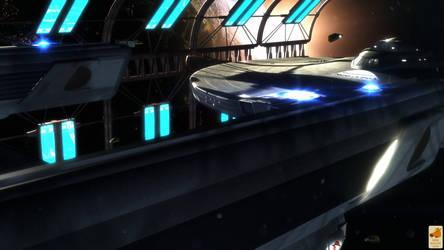 Enterprise reborn by thefirstfleet