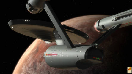 Journey to Vulcan by thefirstfleet