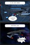 The origin of the USS Cerritos