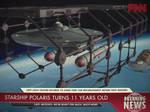 Starship Polaris 11 years