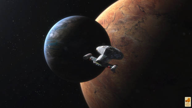 Inverted planetary configuration