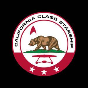 California class starship emblem