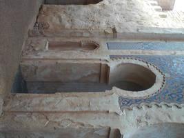 Morrocan doorway by moonLitCemetery145