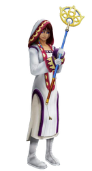 Everyone Bleeds: Kairi's White Mage