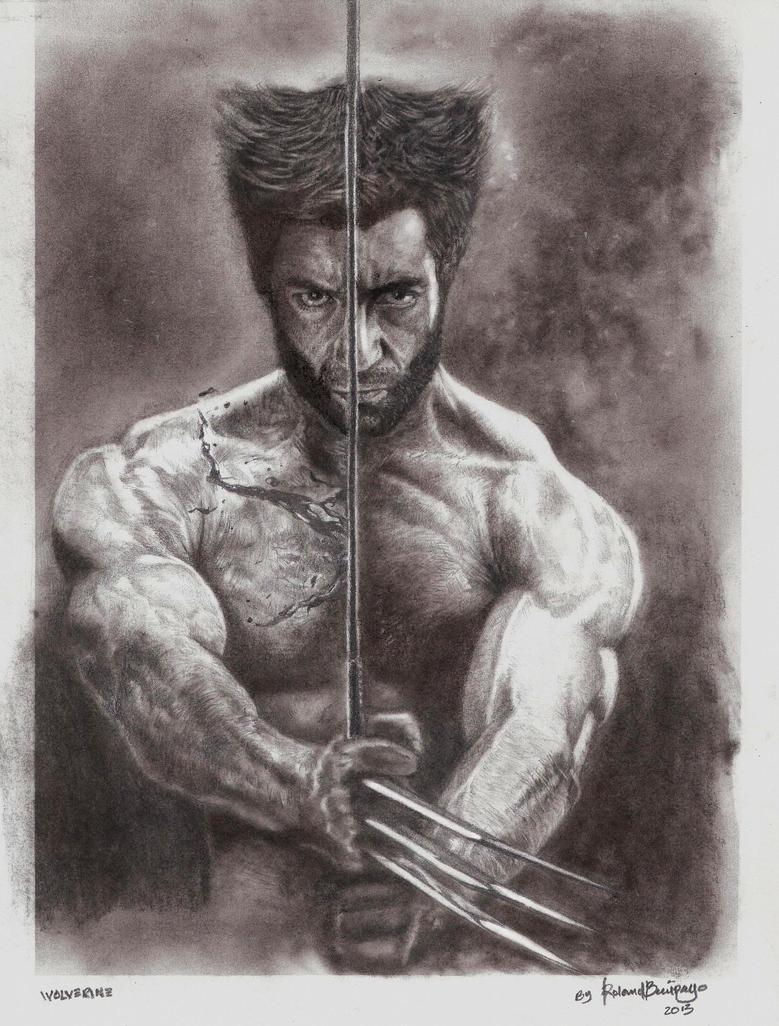 Wolverine by r0LaNdB2001
