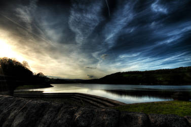 Sunset Sky by skyblue-13