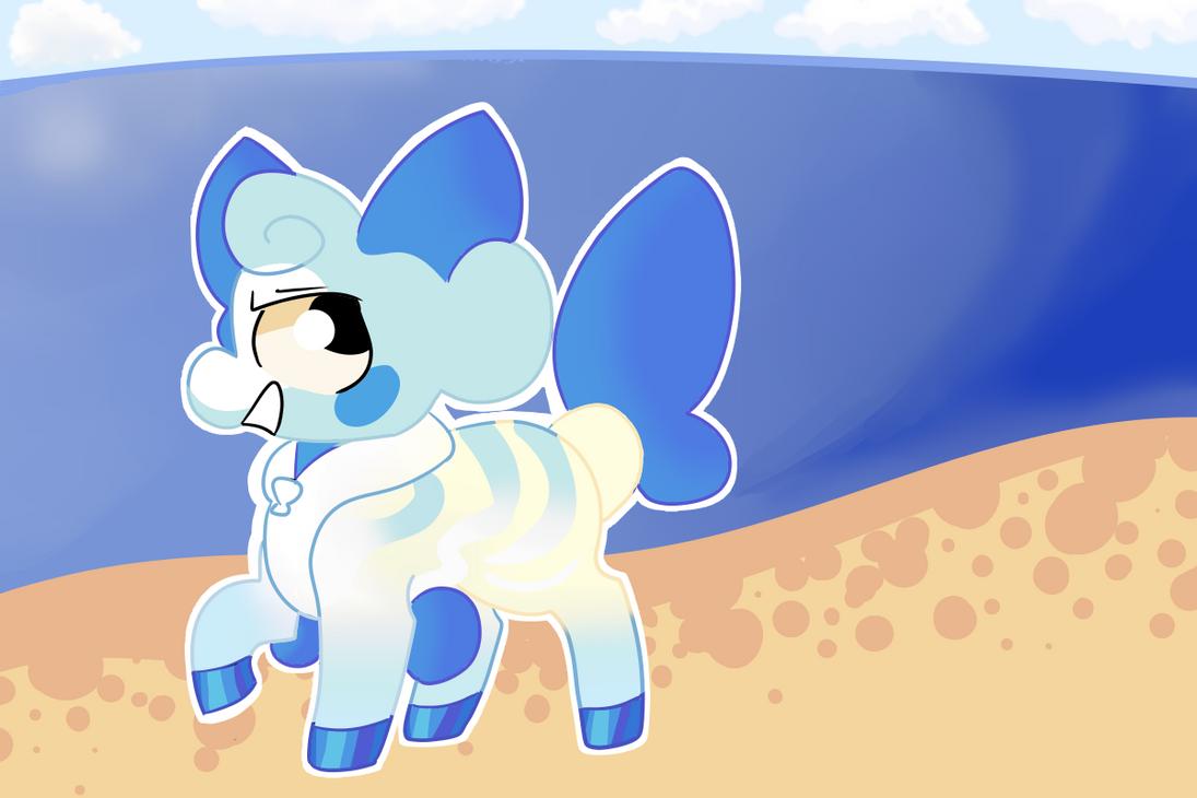 DTR she sells sea shells! by lemonbit