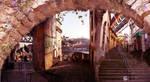 old Porto alleys