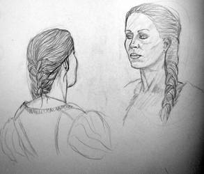 Classical Drawing 5