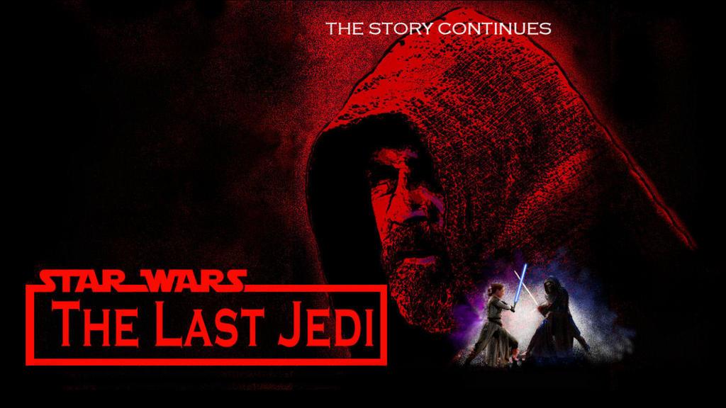 Star Wars The Last Jedi Desktop Wallpaper: The Last Jedi Wallpaper#2 By Krowzak On DeviantArt