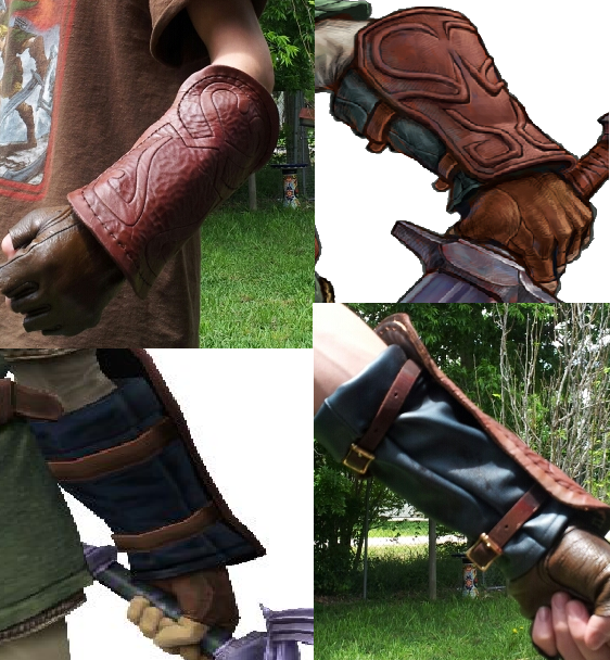 how to make a link costume from twilight princess