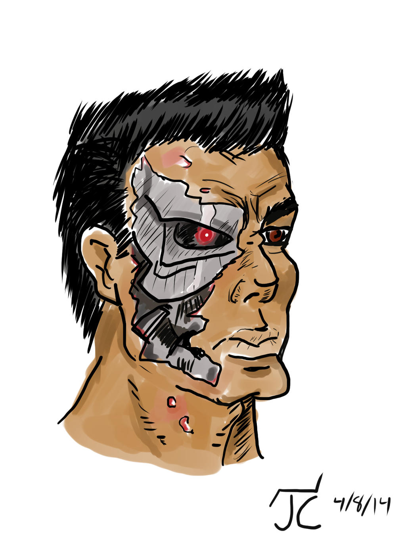 DSC 83 T-800  Terminator by Infinity-Joe