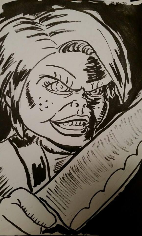 DSC 252 Chucky by Infinity-Joe