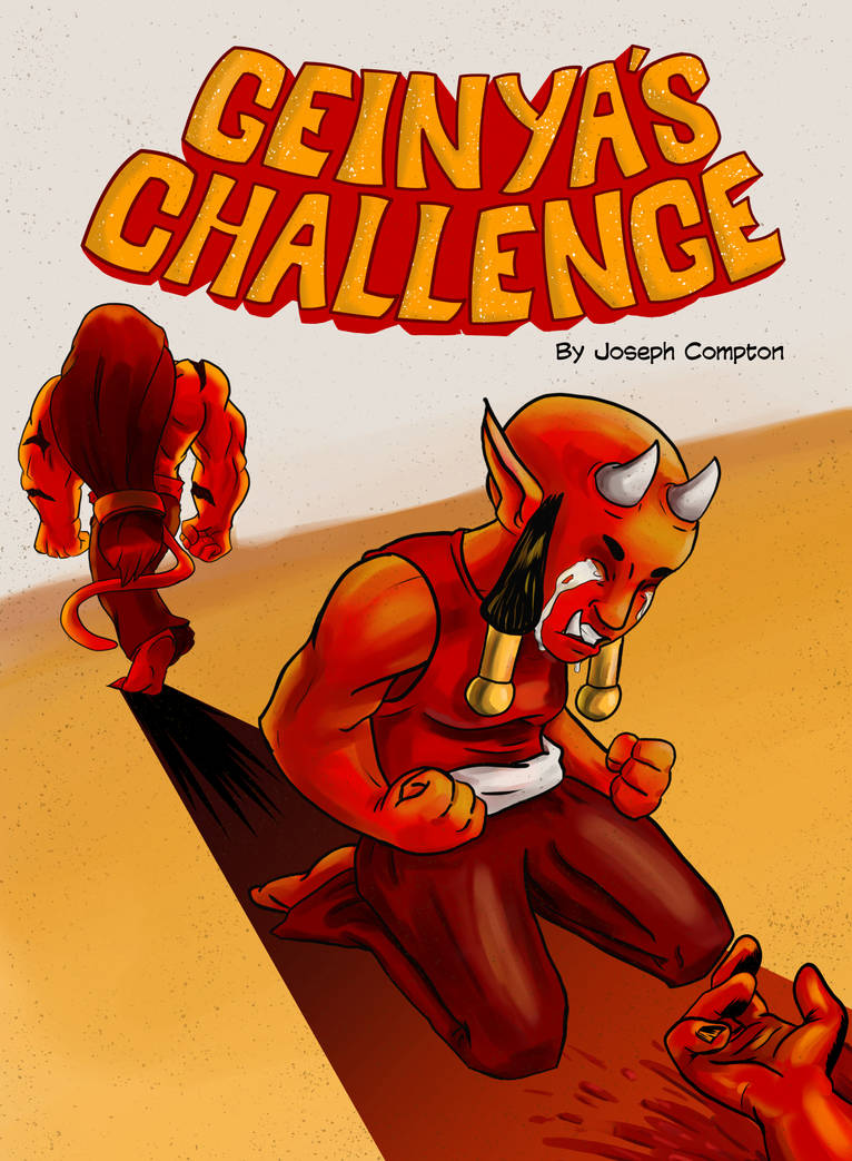Geinya's Challenge (Free Comic Download)