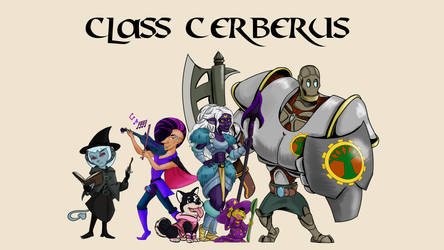Class Cerberus Group Pic