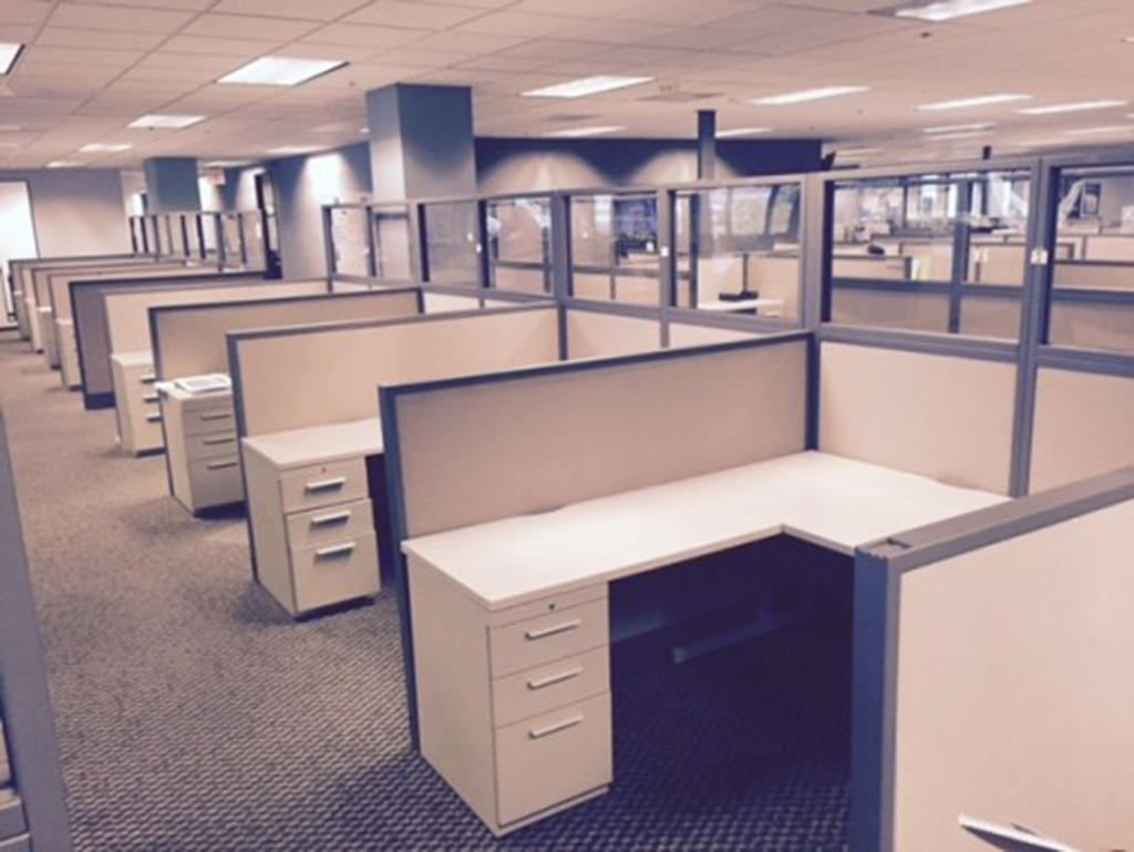 Used Office Cubicle Orange County 714 462 3676 By