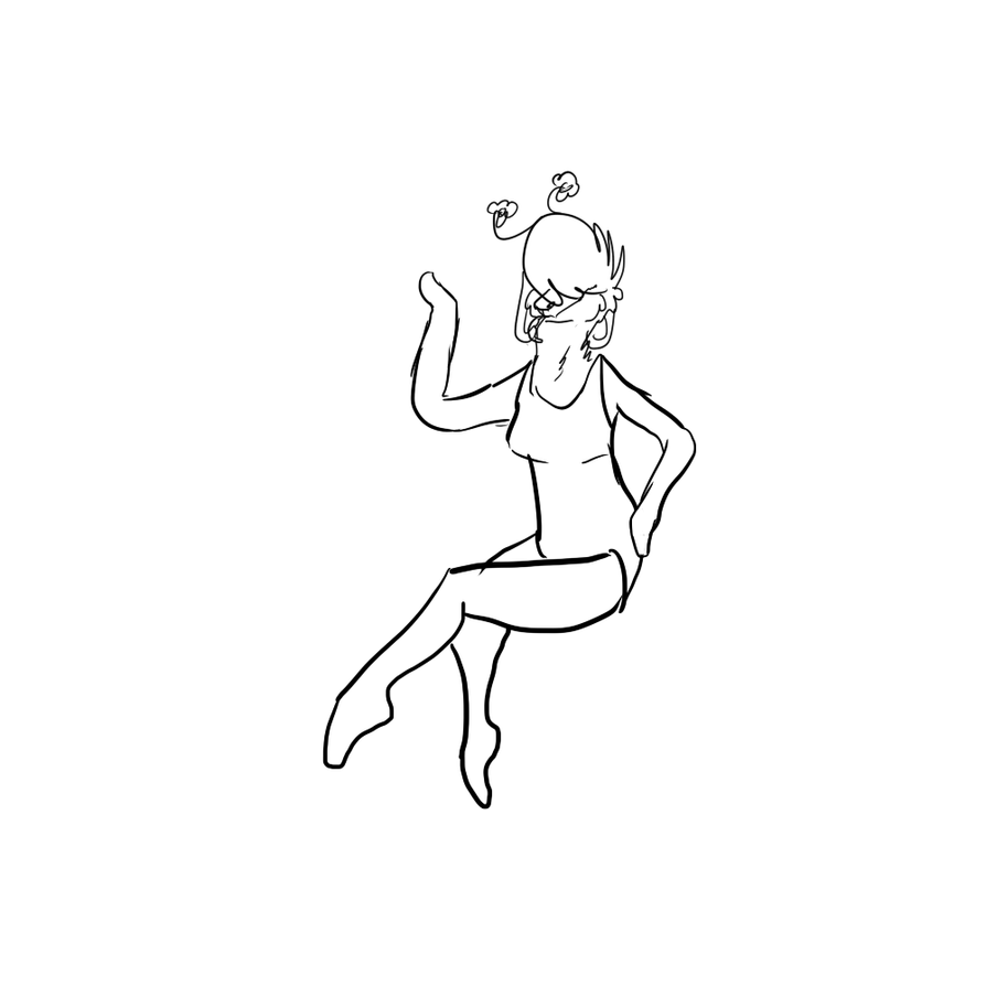 Dem Legs by Velvet-Clawss