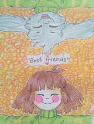 Best Friends by Caandyy