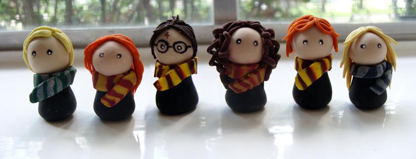 Potter Gang by CookieCraft