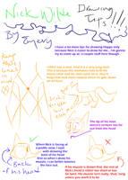 Nick Wilde Drawing Tips