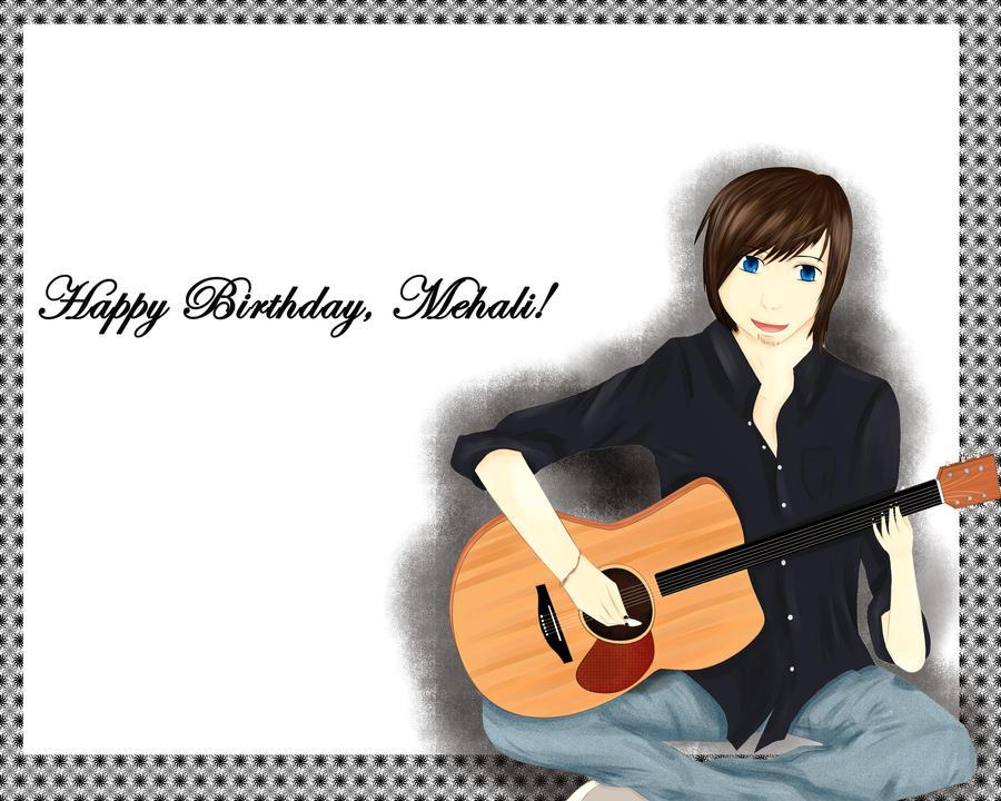 Happy Birthday! by metalangel123