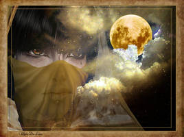 Chilpera of the Moons by simorette
