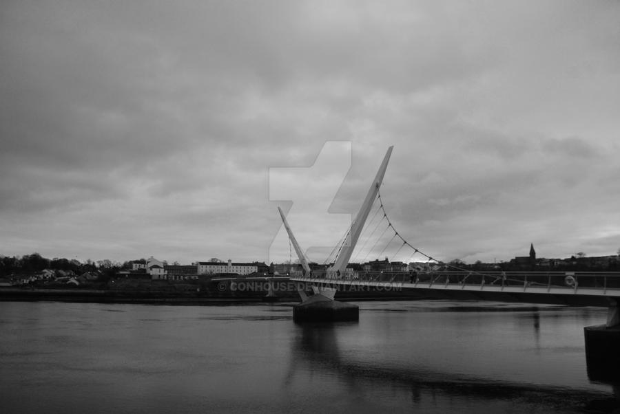Peace Bridge By Conhouse On Deviantart