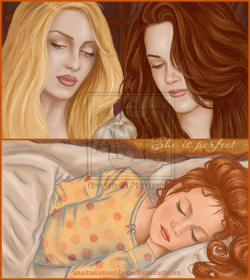 She is perfect by AnastasiaMantihora on DeviantArt  She is perfect ...