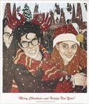 Christmas at Hogsmeade