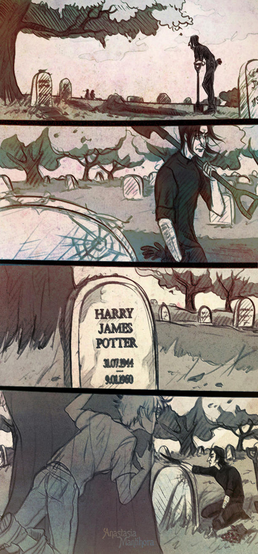 Forgotten Grave by AnastasiaMantihora