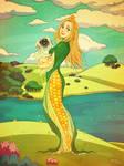 corn_princess by AnastasiaMantihora