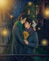 Christmas in Venice by AnastasiaMantihora
