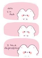 Hi I'm Pech by Peachdalooza