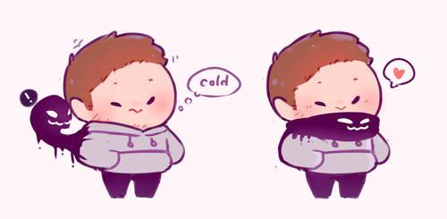 its getting cold by Peachdalooza