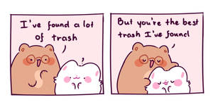 trash by Peachdalooza