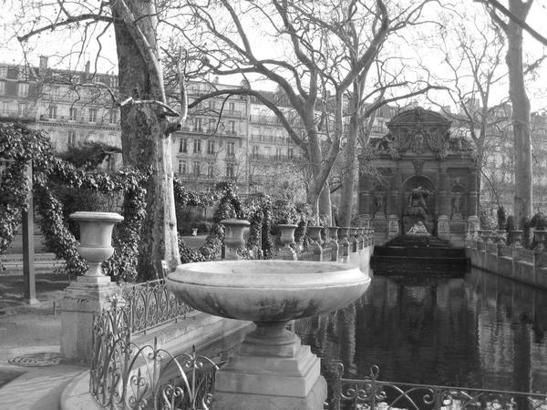 Jardin du luxembourg in paris by alliegaatorr on deviantart for Art du jardin zbinden sa