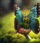 Wood Fairy [Speedpaint]