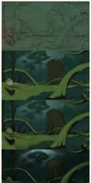 Swamp Art Process