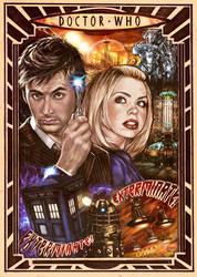 Doctor Who ~season 2~ poster