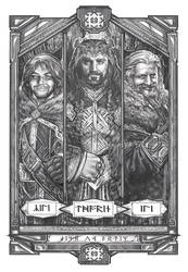 Line of Durin -pinup