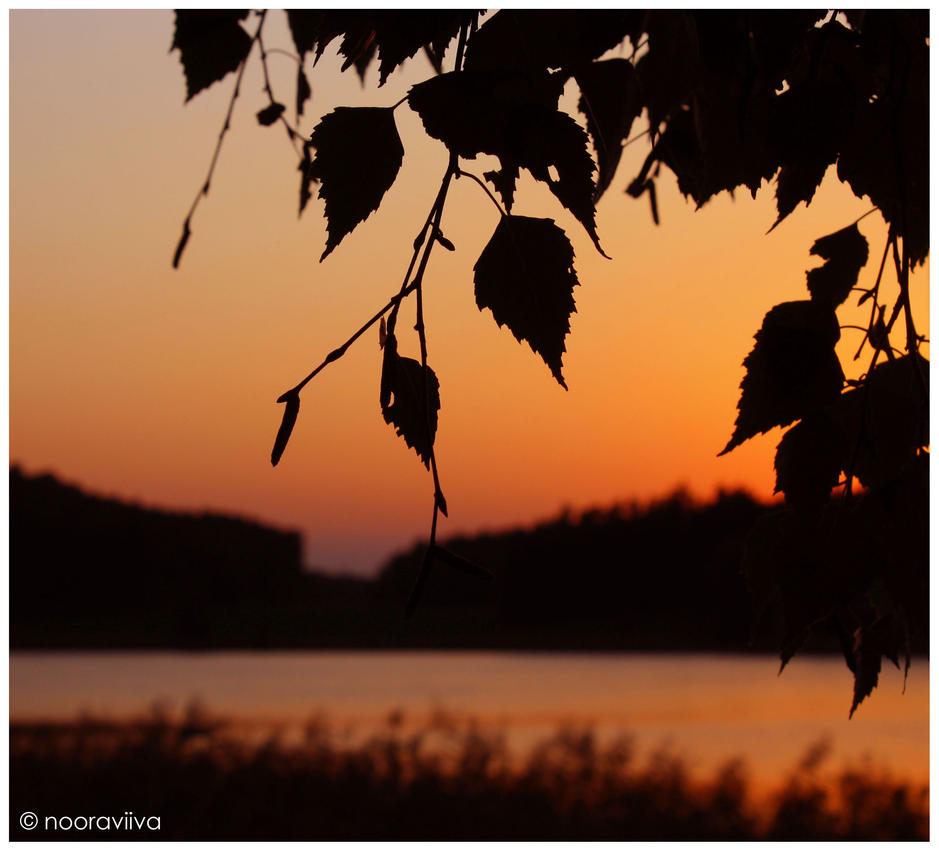 ending of a day by nooraviiva