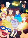 Happy 413 guys by fireangel6