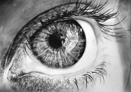Eye 1 by Ptolemie