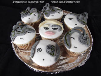 Borg Cupcakes by therealjrm
