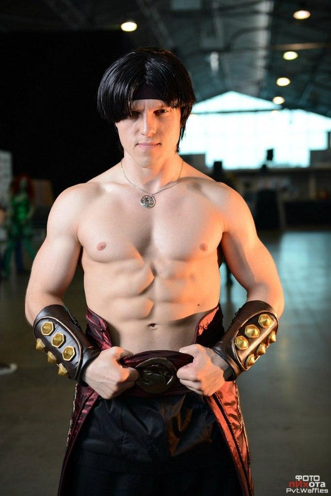 Liu Kang MK9 by realhopeman