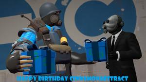 (Gmod) Happy Birthday CinnamonAbstract