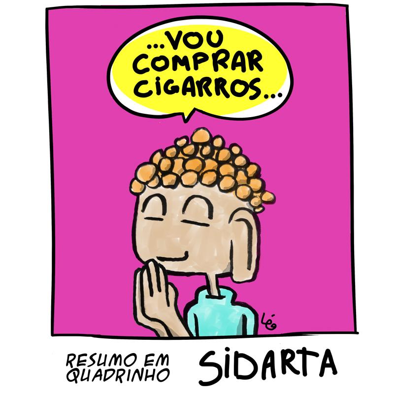 sidarta by leoarteiro