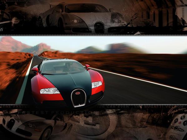 bugatti veyron by fordgt on deviantart. Black Bedroom Furniture Sets. Home Design Ideas