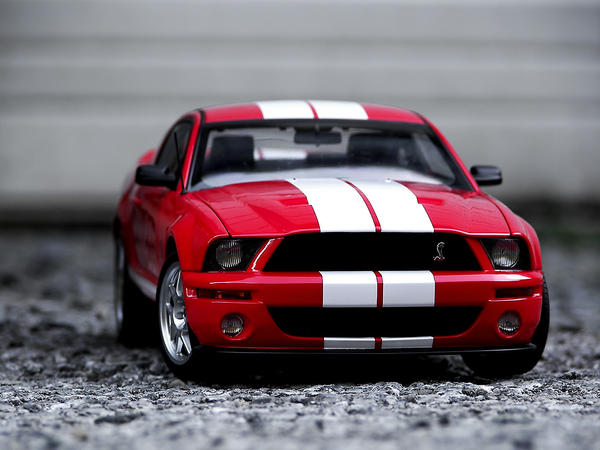 Shelby gt500 concept